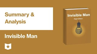 Invisible Man by Ralph Ellison | Summary & Analysis