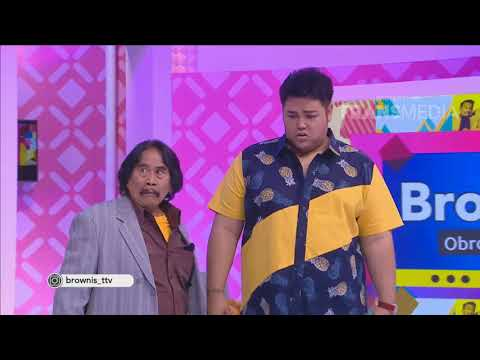 BROWNIS - Beginilah Jadinya Kalo Host Gak Ngerti Bola (16/7/18) Part1