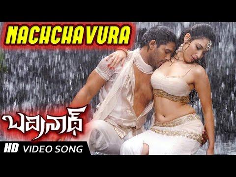 Nachchavura Full Video Song | Badrinath Movie | Allu Arjun, tamanna