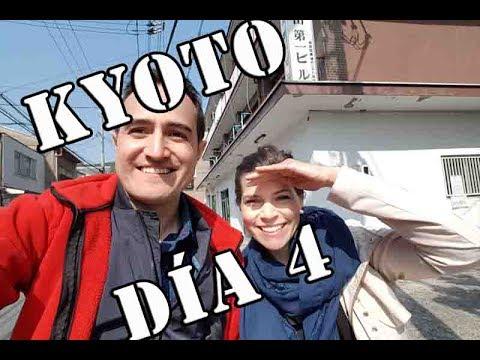 15 días en Japón Día 4: Kioto: Shinkansen, tren bala, Fuji, santuario, comida japonesa