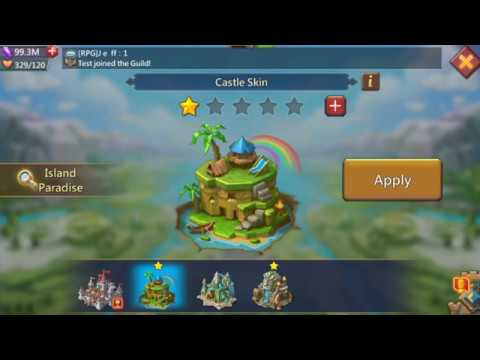 Castle Skins - Lords Mobile Guide To Greatness #15