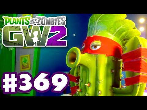 Grass Knuckles Hat! - Plants vs. Zombies: Garden Warfare 2 -