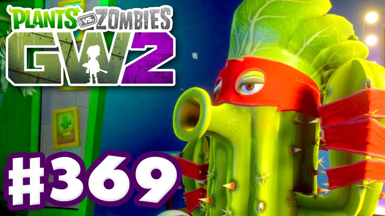 Grass Knuckles Hat Plants Vs Zombies Garden Warfare 2 Gameplay Part 369 Pc Youtube