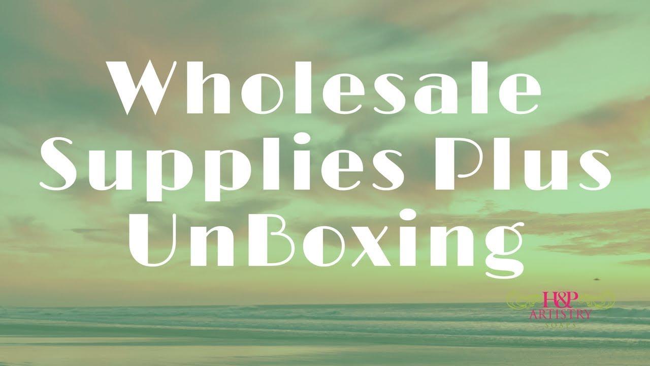 Wholesale Supplies Plus UnBoxing June