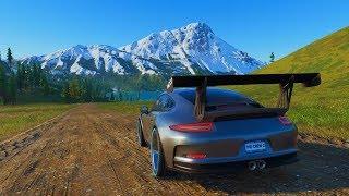 The Crew 2 Pro Settings Rally Cross Porsche 911 GT3 RS RD
