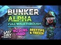 ONLY MELEE! BEST FULL BUNKER WALKTROUGH! 2ND, 3RD, 4TH FLOORS! - Last Day on Earth: Survival