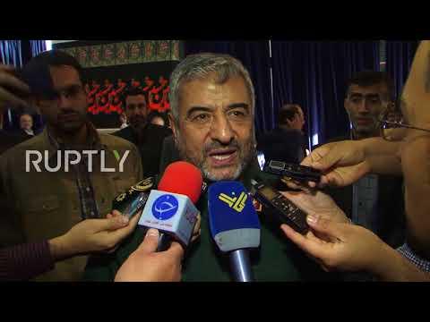 Iran: Guards chief rejects Trump's claim Iran behind Saudi missile