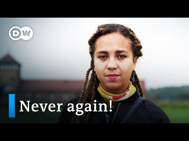 Young Germans visit Auschwitz | DW Documentary