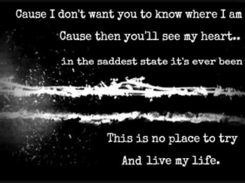 Who I am Hates Who Ive been  Relient K  Lyrics