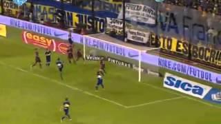 Boca Juniors vs Lanús (3-1) Torneo Final 2014 Fecha 18