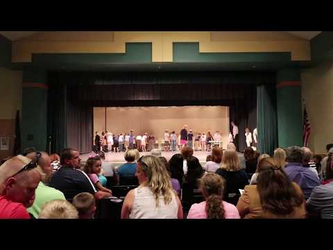 2018 Third Grade Music Program Boone Meadow Elementary