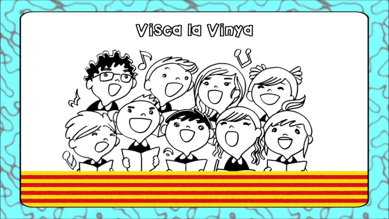 Resultat d'imatges de VISCA LA VINYA