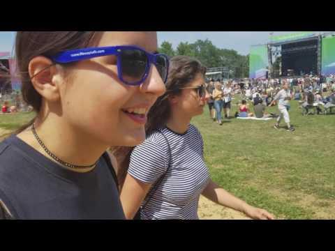Pitchfork Music Festival Chicago 2017 Vlog