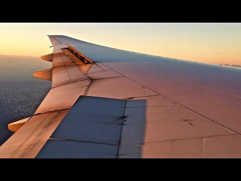 American Airlines – Boeing 777-223/ER – DFW-MIA – Takeoff and Landing – Inflight Series Ep. 76