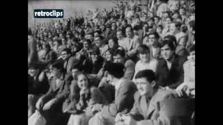 Rugby España vs Yugoeslavia 14-3 - Año 1969 Ciudad Universitaria Copa Fira