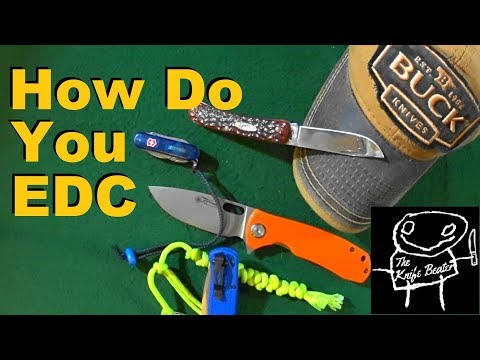How Do You EDC: Tag from Blue Collar Survival