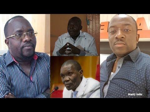 Jounal premye okazyon ap prezantew kòman Ayiti reveye maten  / Vendredi 04 Janvier 2019