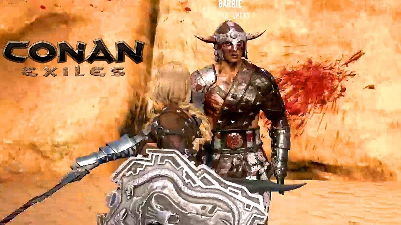 how to make conan exiles clan