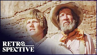 Against A Crooked Sky (1975) | Western/Drama Full Movie With Richard Boone, Stewart Petersen