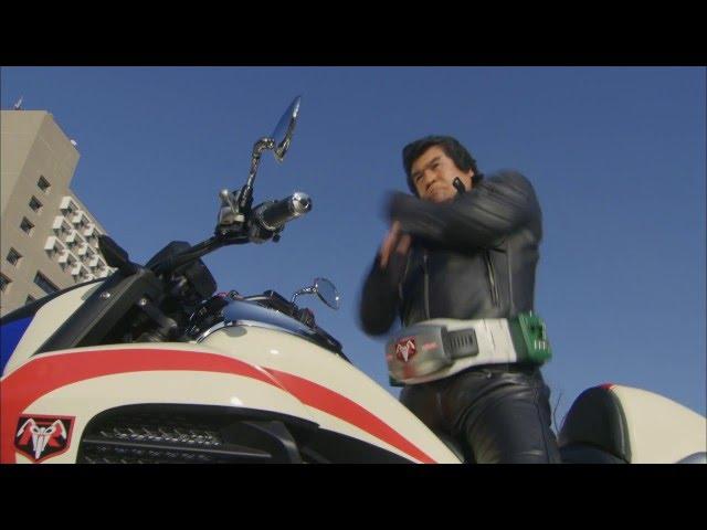 映画『仮面ライダー1号』予告編