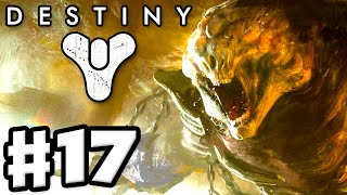 Destiny - Gameplay Walkthrough Part 17 - The Summoning Pits! Moon! (PS4, Xbox One)