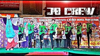 hip hop dance video jb crew with karan deep eddy