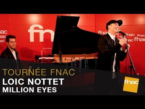 Million Eyes De Loic Nottet, Live à La Fnac St-Lazare