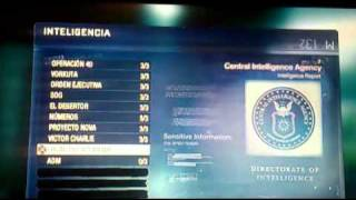 CALL OF DUTY BLACK OPS DOCUMENTS DE RENSEIGNEMENT