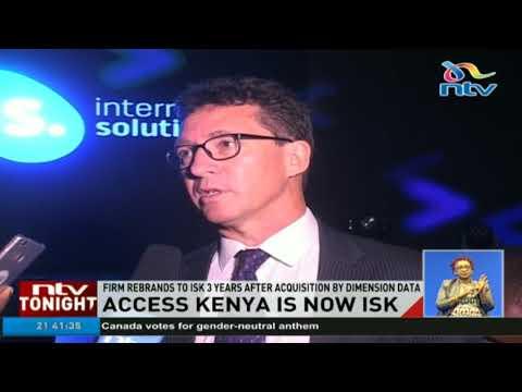 Access Kenya Rebrands To Internet Solutions Kenya