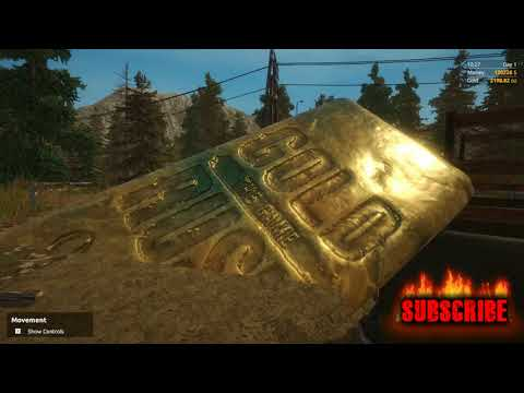 Gold Rush the Game - Gold Bars! 999 .99%