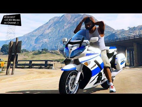 Serbian Police Bike - Srpski Motor Policije Grand Theft Auto V , VI - future