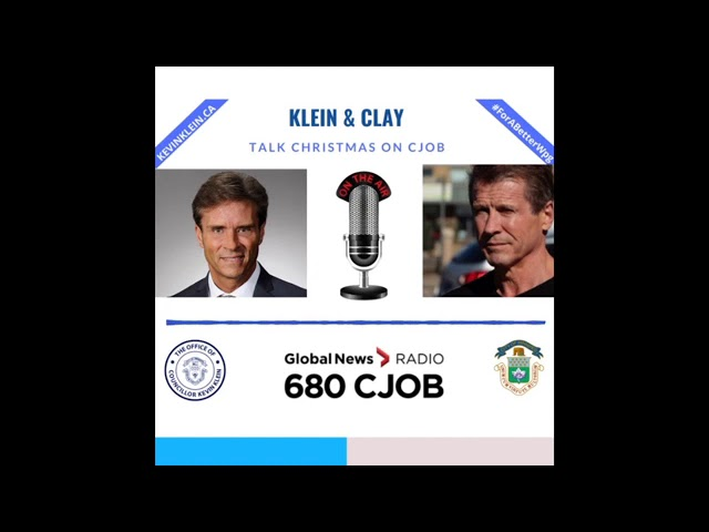 Clay Young & Klein Talk on Christmas Day