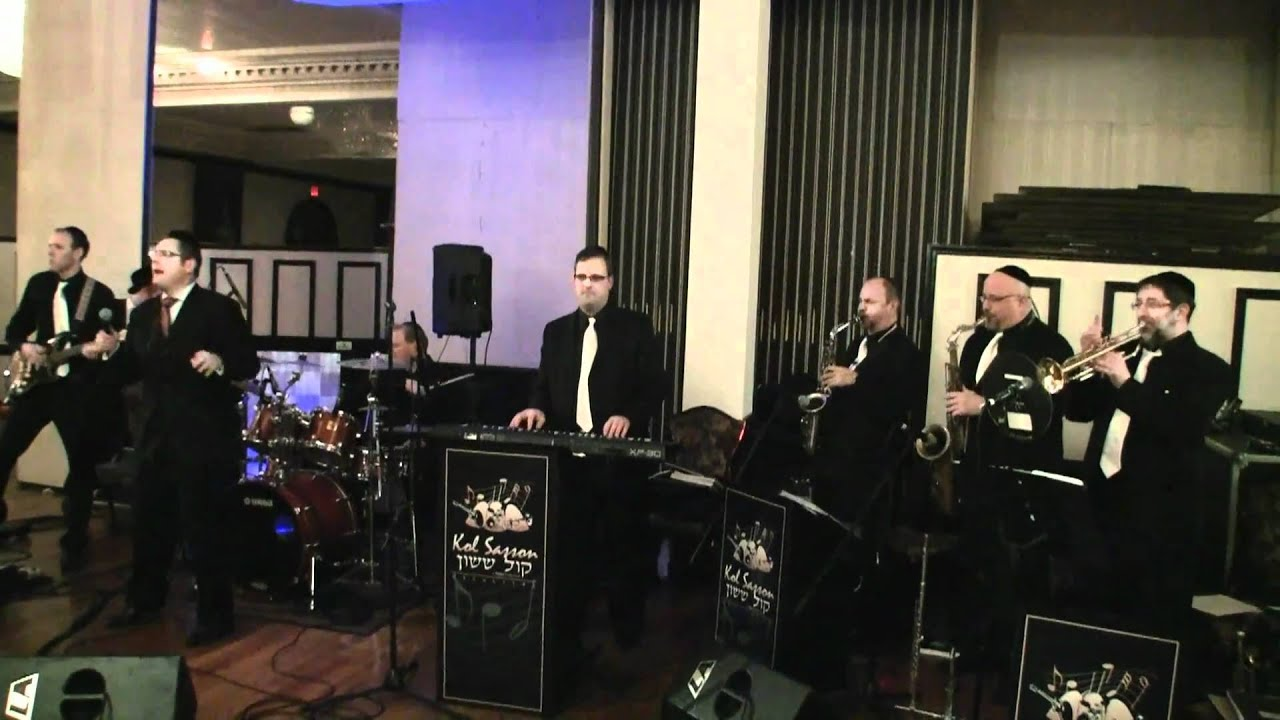 The Kol Sasson Orchestra Featuring Dovid Gabay