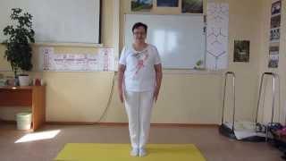 Спиральная гимнастика с Юлией Ярославцевой.
