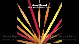 Above & Beyond feat. Richard Bedford - Sun & Moon (Distance Remix)