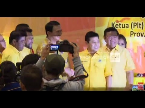 Ahok Dipastikan Maju Lewat Jalur Partai di Pilgub DKI 2017