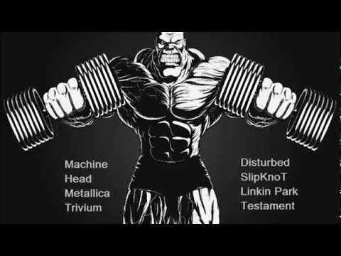 Aggressive Metal songs (good for workout)
