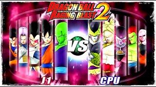 Dragon Ball Raging Blast 2 GAMEPLAY PEDIDO 2