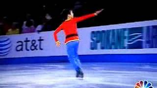 Nathan Chen 10 Years Old Skater - Jan. 23, 2010