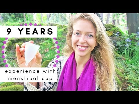 My Experience Using a Menstrual Cup for 9 Years ☾✧☽ Tips, Advice & Why I Switched