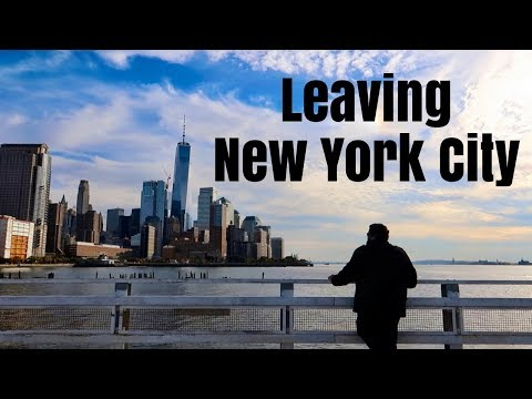 LEAVING NEW YORK CITY | NYC VLOG
