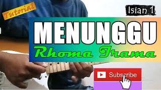 Download lagu Tutorial Melodi MENUNGGU Rhoma Irama MP3