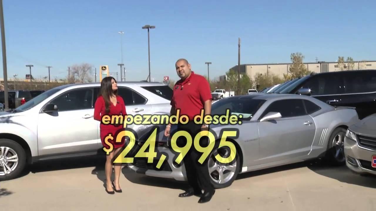 El Dorado Chevrolet Infomercial 12 15