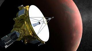 Waking Up On Pluto
