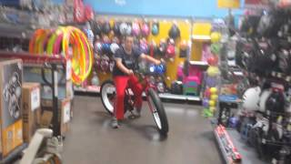 AWESOME BIKES IN WALMART!!