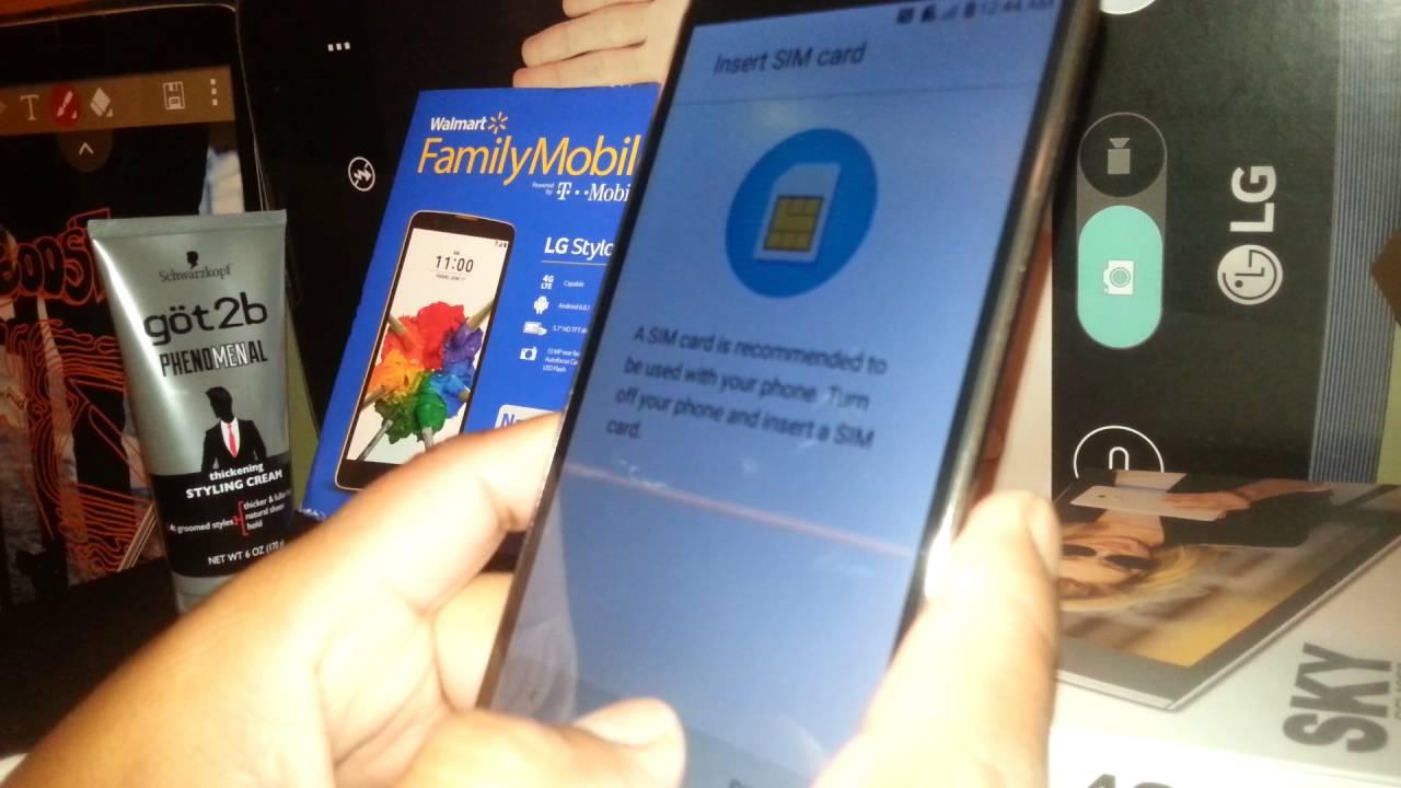 Hard Reset for LG Stylo 2 plus Family mobile