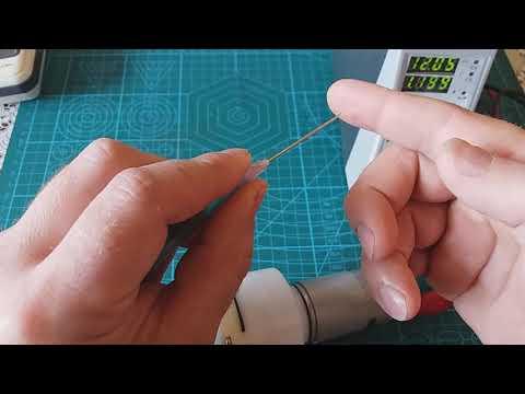 Тест помпы для охлаждения детали при печати на 3D принтере