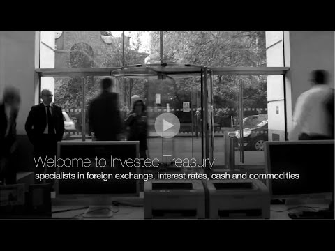Welcome to Investec Treasury, Specialists in foreign exchange interest rates, cash and commodities