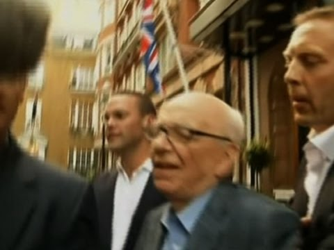Murdoch Sons to Take Over CEO, Co-Chair Roles