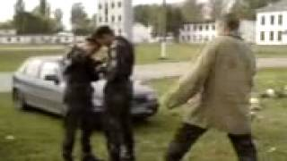 attacking a russian spetsnaz guy - bad idea - YouTube